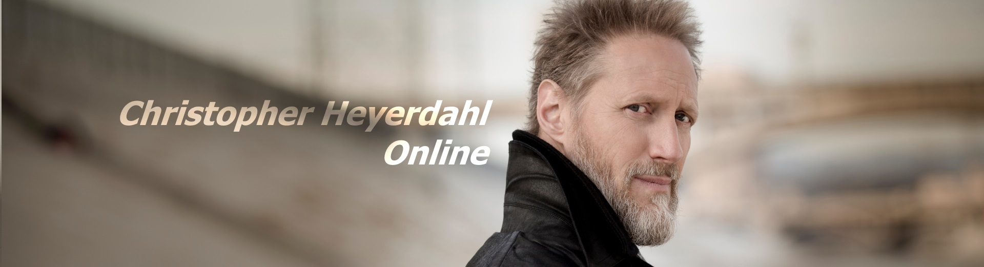 Christopher Heyerdahl Online Forum